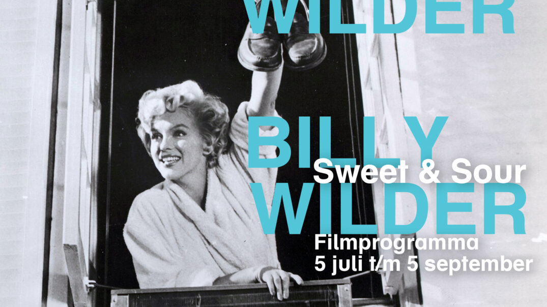 campaign image Sweet & Sour: The Films of Billy Wilder