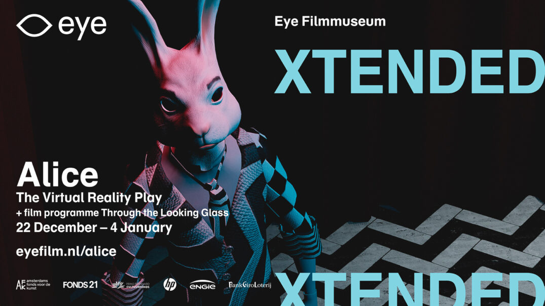 campaign image Xtended: Alice, The Virtual Reality Play