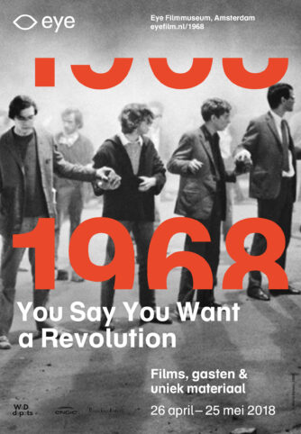 poster 1968: You Say You Want a Revolution (© Bruno Barbey)