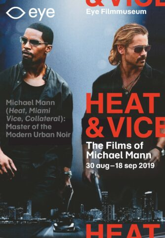 poster Heat & Vice: The Films of Michael Mann