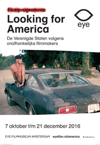 poster Looking For America