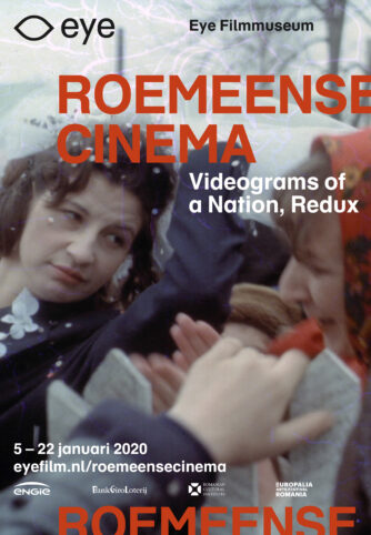poster Roemeense Cinema: Videograms of a Nation, Redux