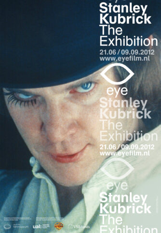 poster Stanley Kubrick – The Exhibition