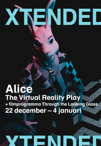 poster Xtended: Alice, The Virtual Reality Play