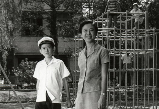 still from The Approach of Autumn (Mikio Naruse, JP 1960)
