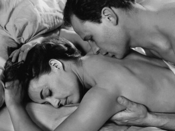 still from Les Amants (Louis Malle, FR 1958)