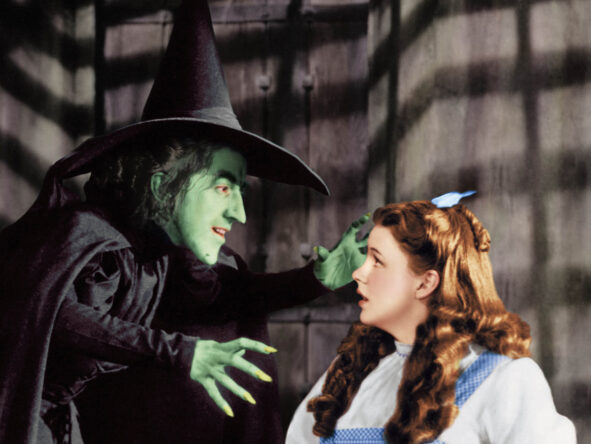still from The Wizard of Oz (Victor Fleming, US 1939)