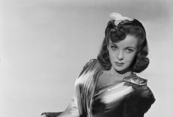 Ida Lupino in They Drive By Night (Raoul Walsh, US 1940)