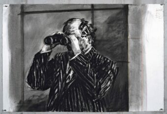 10 Drawings For Projection (2003) – William Kentridge