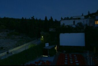 Mythical Cinemas: The Thission, Athens