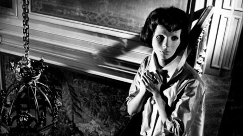 still from Les yeux sans visage (Eyes without A Face) (Georges Franju, FR 1960)