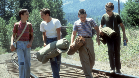 still from Stand by Me (Rob Reiner, US 1986)