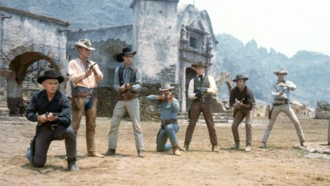 still from The Magnificent Seven (John Sturges, US 1960)