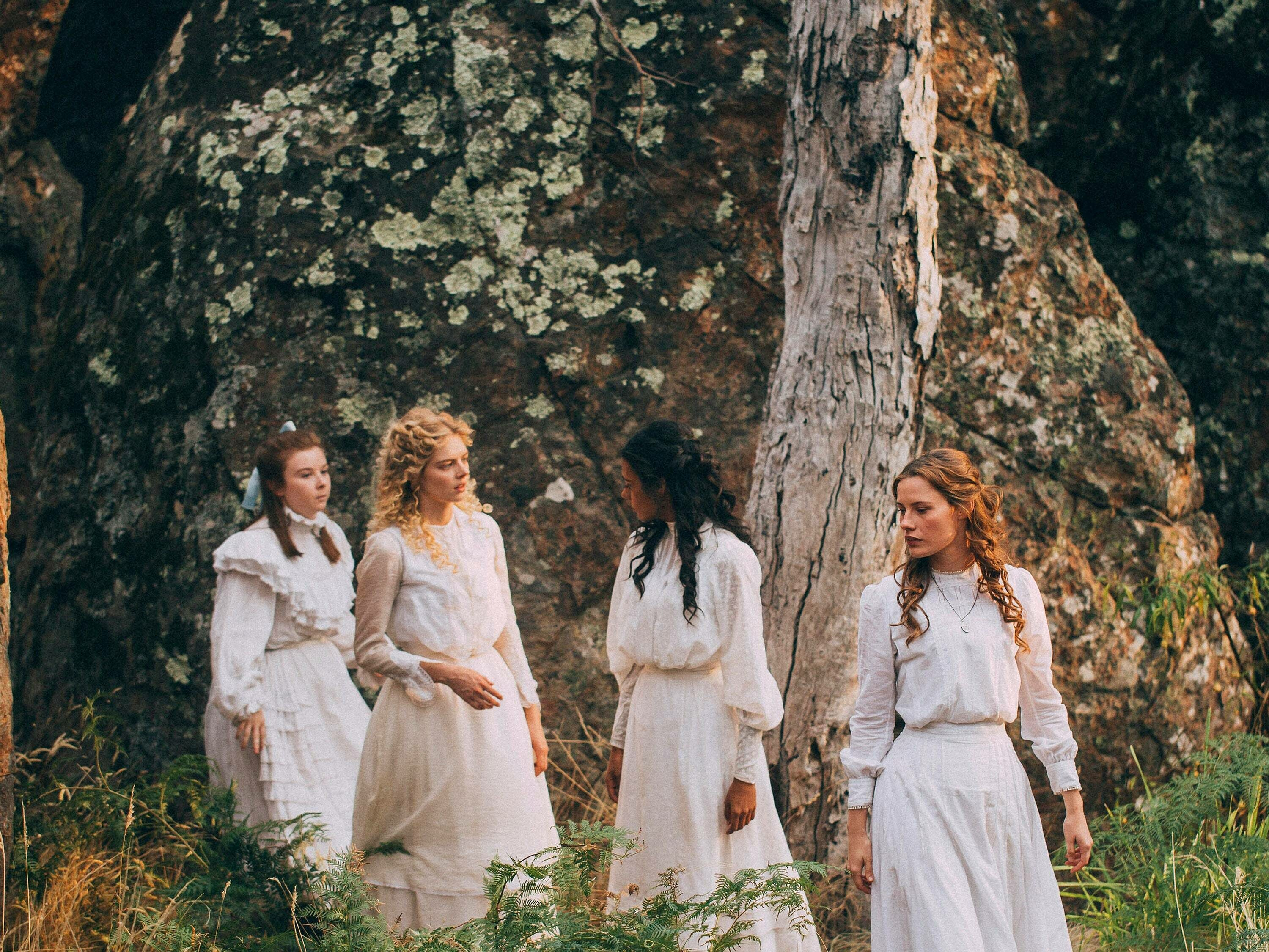 still from Picnic at Hanging Rock (Peter Weir, AU 1975)