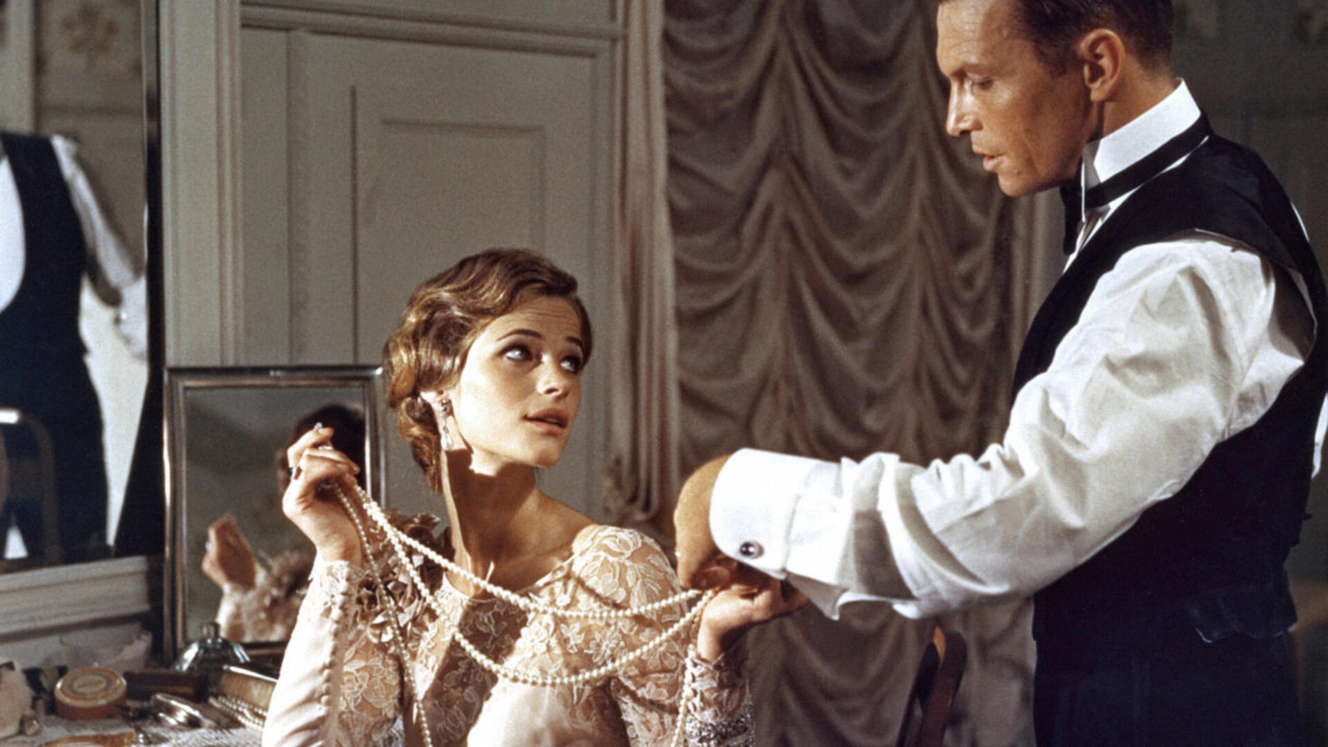 still from The Damned (Luchino Visconti, IT/DE 1969)