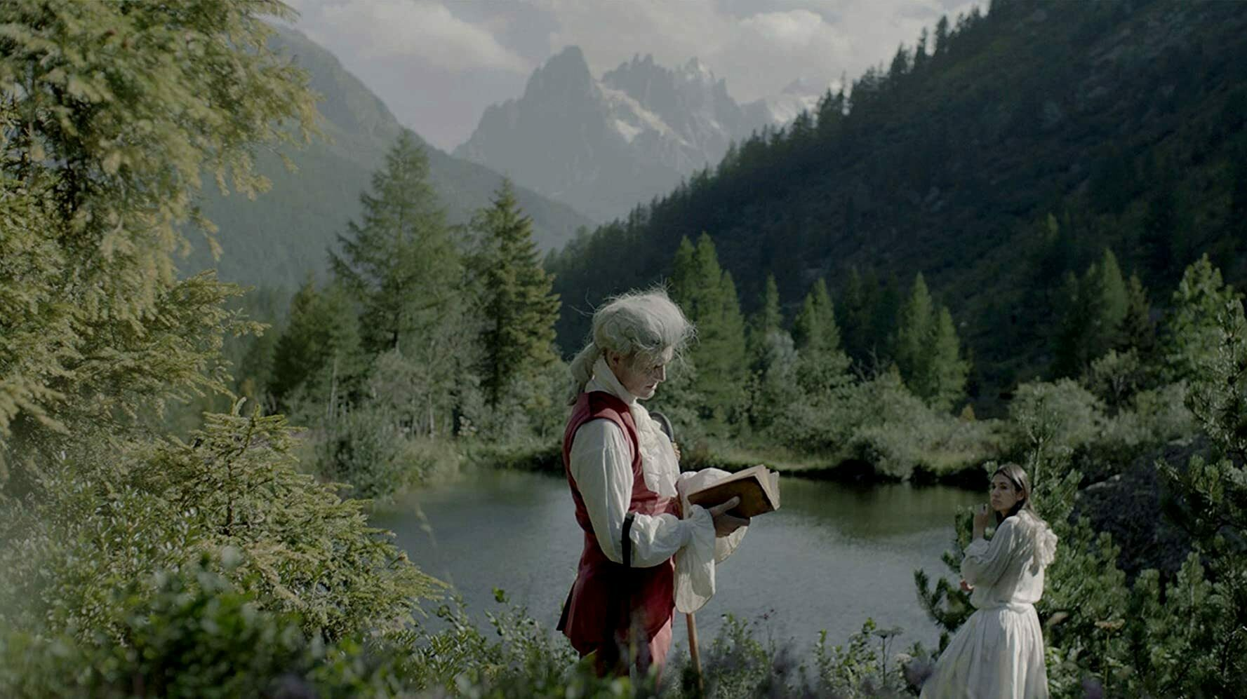 still from The Trouble with Nature(Illum Jacobi, DK 2020)