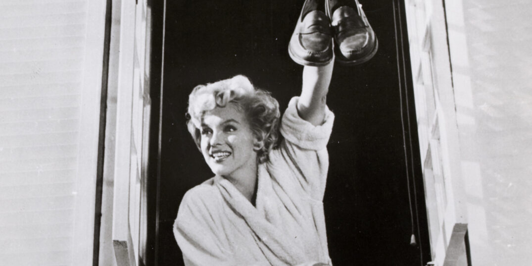 campaign image Sweet & Sour: The Films of Billy Wilder (still from The Seven Year Itch (Billy Wilder, US 1955))
