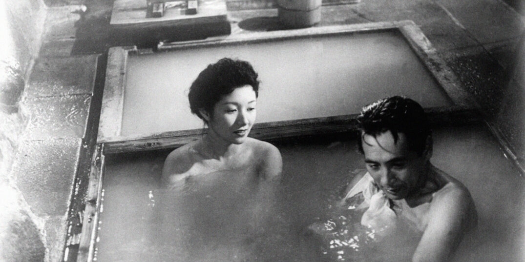 still from Floating Clouds (Ukigumo) (Mikio Naruse, JP 1955)