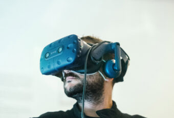 Xtended: Venice VR Expanded in Eye © Tibor Dieters