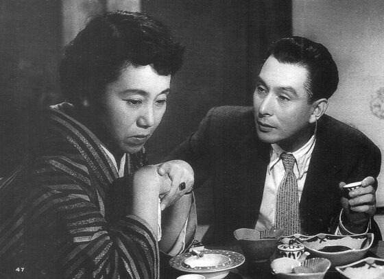 still from Late Chrysanthemums (Mikio Naruse, JP 1954)