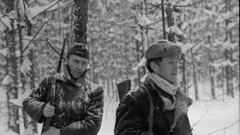 still from The Ascent (Larisa Shepitko, SU 1977)