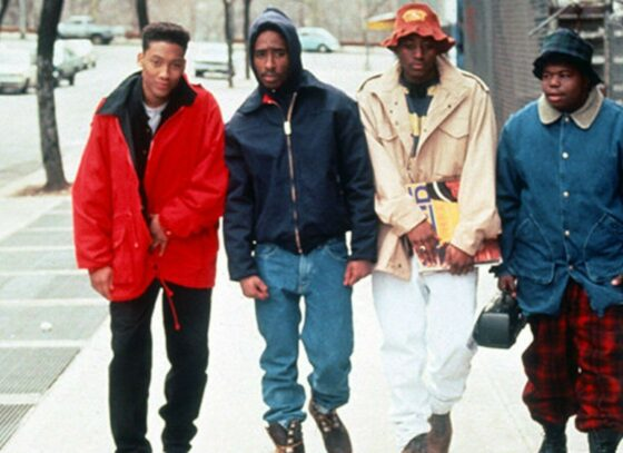 still from Juice (Ernest Dickerson, US 1992)